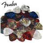 Fender Musical Instruments Corporation Fender DPS-FN-48PK Premium Celluloid Guitar Picks - 48 Piece Assorted Variety Pack, 351 Shape with 2... (811501004226)