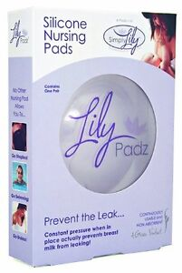 LilyPadz-Non-Absorbent-Breast-Pads