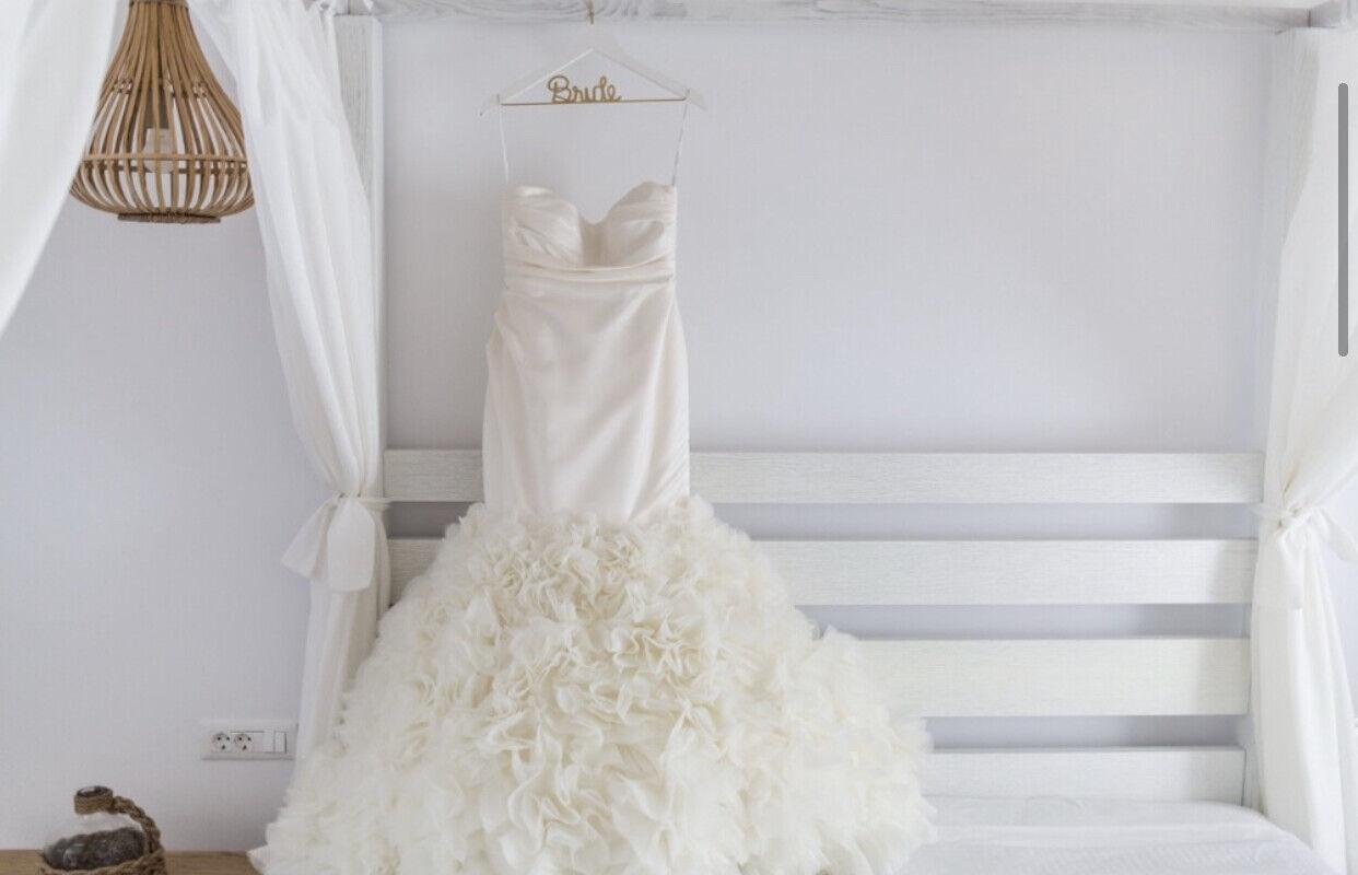 Winnie Couture Janine 8437 Wedding Dress - image 5