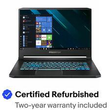 """Acer Predator Triton 500 - 15.6"""" Intel Core i7-9750H 2.6GHz 32GB Ram 1TB HD W10H"""