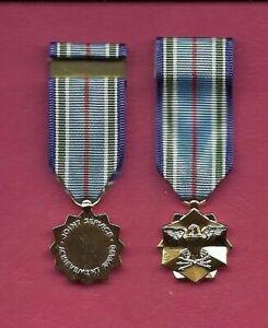 Details about Joint Service Achievement Anodized mini miniature medal