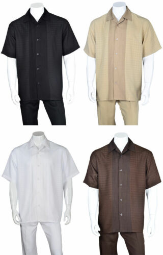 caminar de tablero camisa primavera sólidos casual verano nuevo y de para damas del pantalones Traje qXE784X