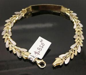 White Gold Franco Bracelet