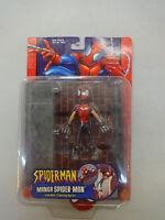 Manga Spider-man With Wall Crawling Action Toy Biz New/sealed-box Wear
