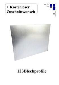 1,5mm Stahlblech 600x500