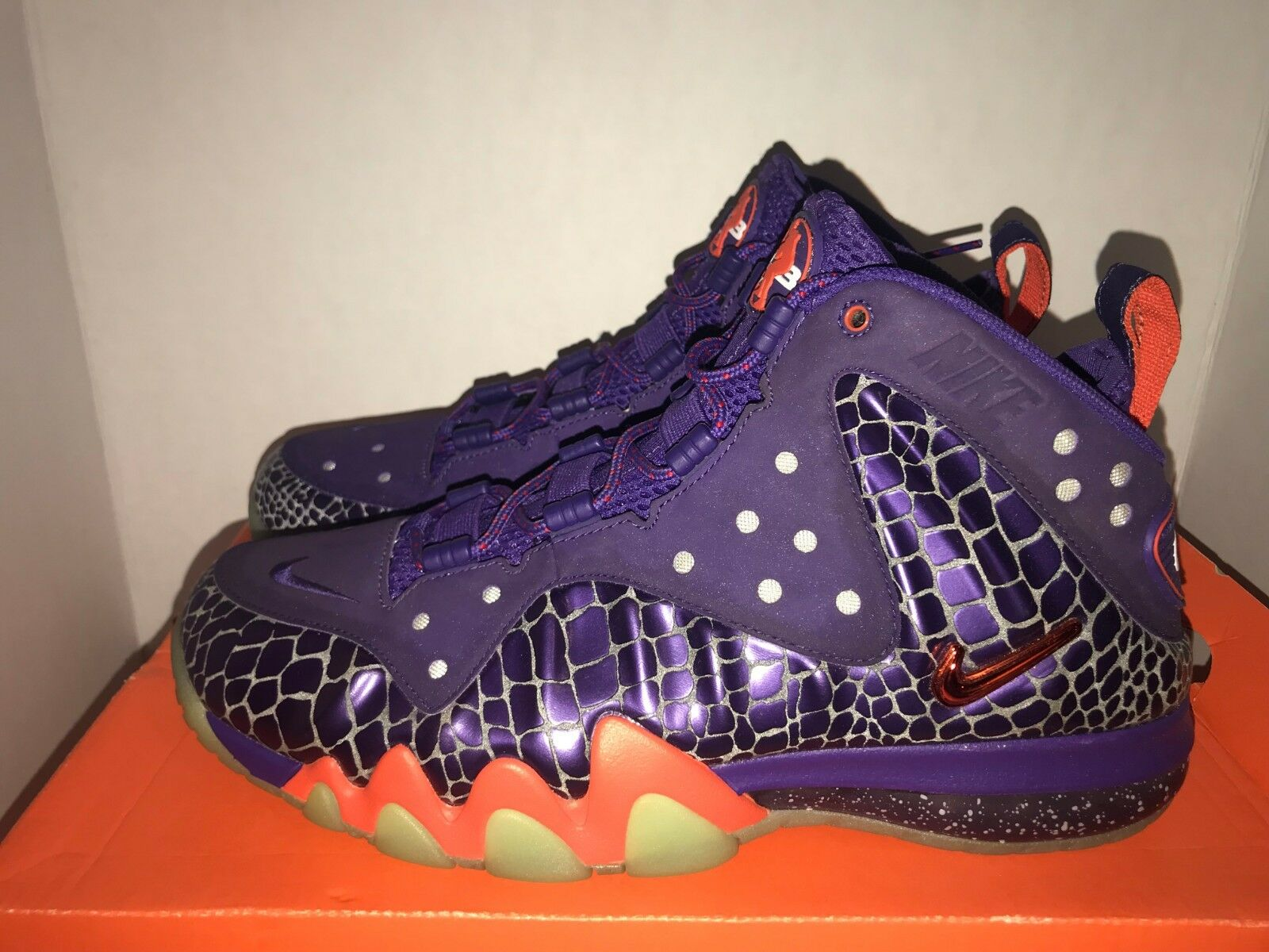 6e7921fd3a7 Nike Barkley Posite Max Phoenix Sun s Size 8 Deadstock for sale ...