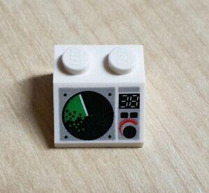 Lego 5 New White Dish 3 x 3 Inverted Radar Pieces