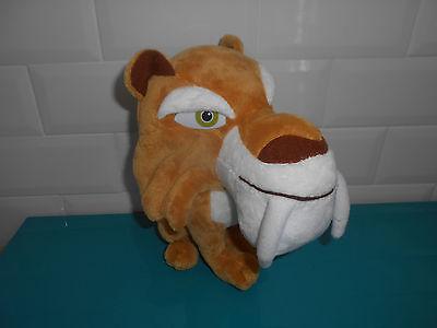 17 7 2 2 Peluche L Age De Glace Diego Tigre 20cm Plush Ebay