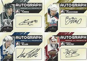 2010-11-IN-THE-GAME-HEROES-AND-PROSPECTS-LARS-ELLER-AUTOGRAPH