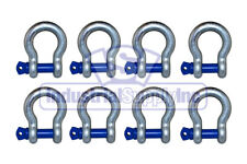 Anchor Shackle Clevis Alloy Screw Pin 38 8 Pack Industrial Supply