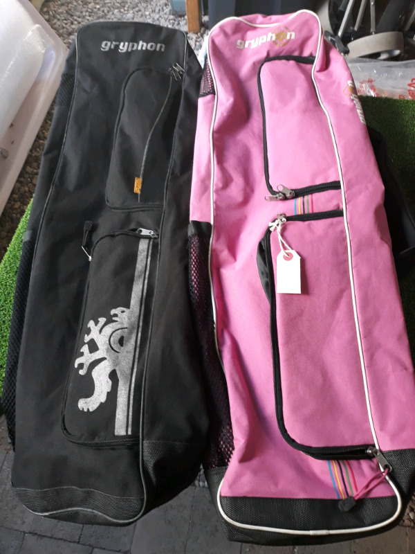 Lots of hockey bags from R30 to R130.