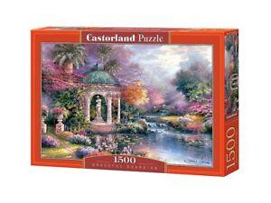 """Castorland Puzzle 1500 Pieces - Graceful Guardian 27""""x18.5"""" Sealed box C-151325"""