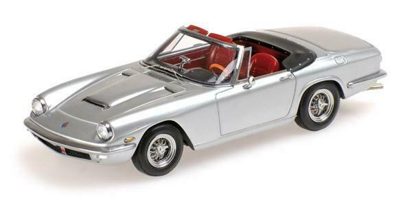 Minichamps Maserati Mistral Syder 1964 1 43 437123431