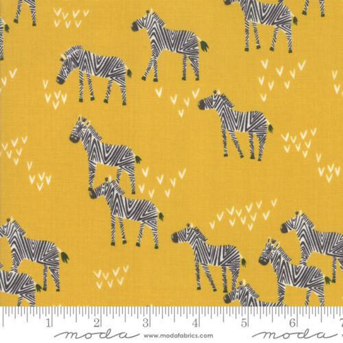 Quilt Juvenile Safari Life Ash 20649 13 by Stacy Iest Hsu for Moda Fabrics