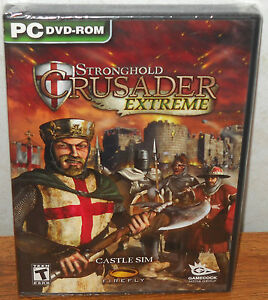 Stronghold-Crusader-Extreme-PC-Games-2008-NEW-SEALED