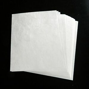 "11 x 17""Tyvek Sheets Sewable 10mil Weatherproof art canvas craft 100815 50/lot"