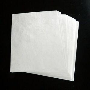 "11 x 17""Tyvek Sheets Sewable 10mil Weatherproof art canvas craft 100815 50/lot"