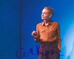 Carey Mulligan Signé Filles & Garçons 8x10 Photo - En Personne Preuve - Disque P7yaqpjj-07231008-829542112