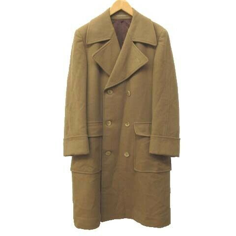 Cerruti 1881 Wool Coat Double Long Jacket Business