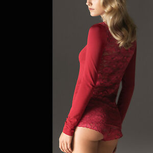 Pullover Clair S M Wolford Noir HBw0FA
