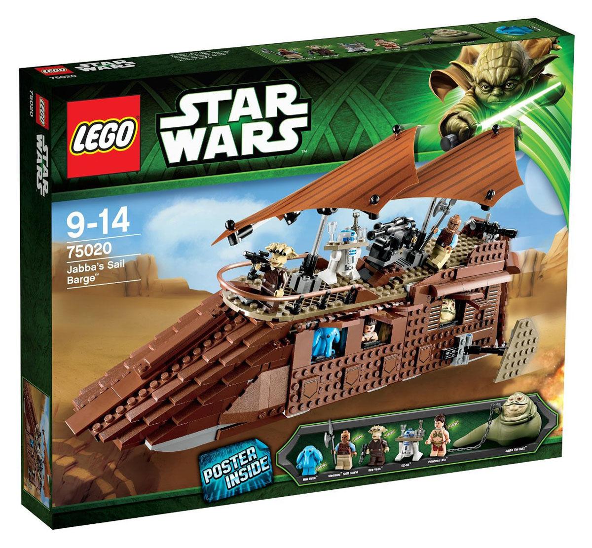 Lego Star Wars 75020 -