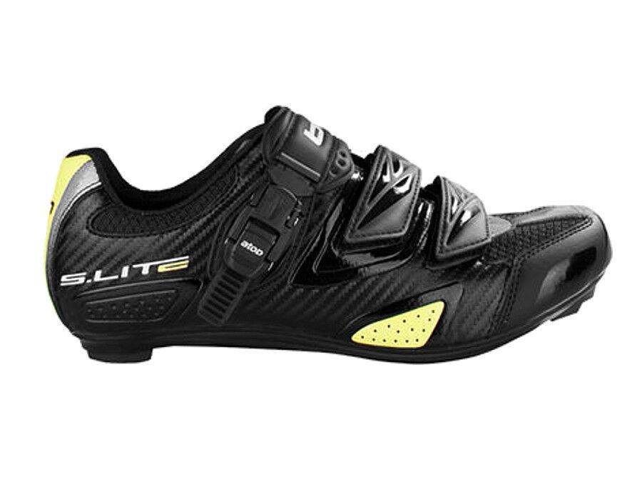 Zapatillas Zapatillas Zapatillas carretera BH S. Lite Talla 41 - Cierre Microajustable negra  comprar barato