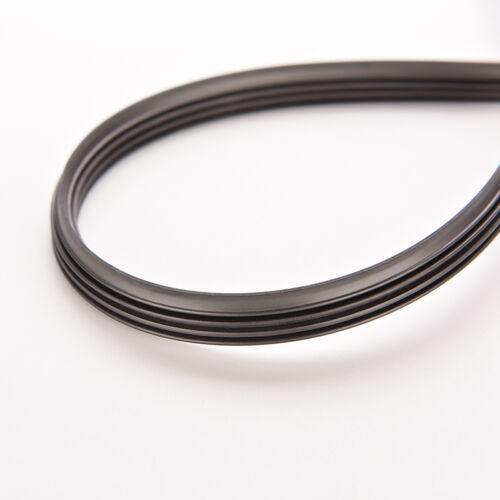 """Universal Wischergummi Wiper Blade Scheibenwischer Gummi 6mm 26/"""" Schwarz ;CBL"""