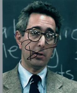 Ben Stein Signed Autographed 8x10 Photo FERRIS BUELLERS DAY OFF COA AB