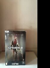 Crysis 2 Nano Edition PC NEW SEALED PAL UK VERY RARE! SOLD OUT!