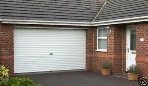 Gliderol Roller Garage Door Upto 10 Ft Wide Any Like For