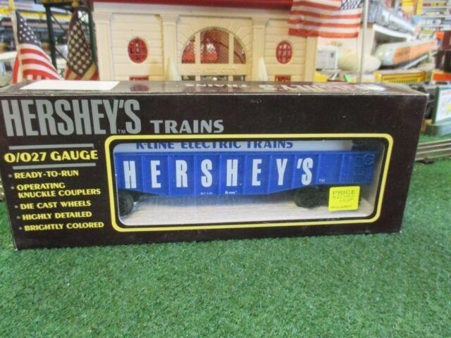 Hershey/'s 100th Annaversary Gondola Barrel 0//27 Guage Train K-6534 K-Line