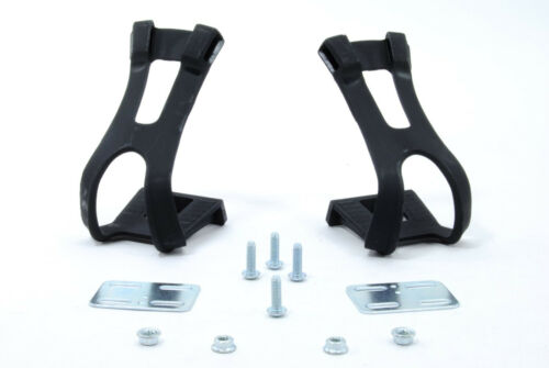 ULTRACYCLE MTB PEDAL TOE CLIPS WITH HARDWARE