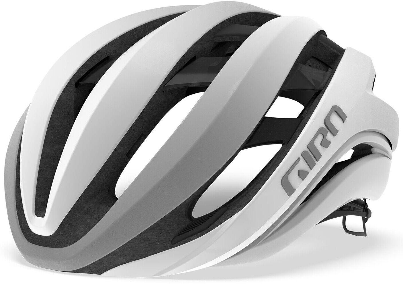 Giro Aether MIPS Casco ciclismo su stradaBianco