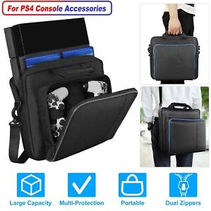 Travel Storage Bag/Carry Case for PlayStation 4/PS4 Game Console Accessories