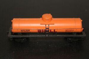 Bachmann-HO-Scale-orange-Tank-Car-Shell-SCCX-1245-Single-Dome