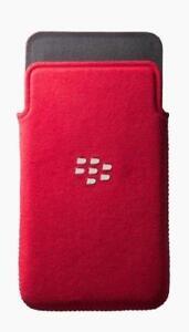 rosso-in-microfibra-TASCA-SLIP-CUSTODIA-MARSUPIO-PER-BLACKBERRY-Z10-Cover