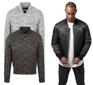Details Military Forces Tonal Armed Camo Jacket Urban Basic Classics Bomber About wn0ON8PkX