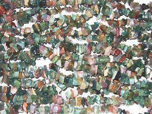 Pietre Dure Forate - Chips - 100 Pz - Agata Muschiata Rj7ypud1-08000748-582122290