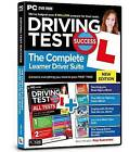 Driving Test Success the Complete Learner Driver Suite: 2016 by Focus Multimedia Ltd(DVD-ROM)