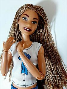 Barbie Mattel made to move Fashionistas Nr.123 Hybrid Doll