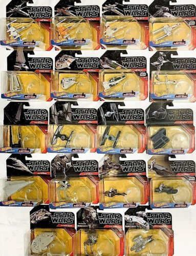 The Rise of Skywalker Movie Starships Brand New Free Shipping! 2019 Star Wars