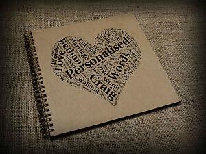 Personalised-Word-Art-Cloud-Scrapbook-Notebook-Photo-Album-Visual-Poetry