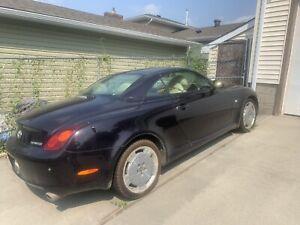 2003 Lexus SC -