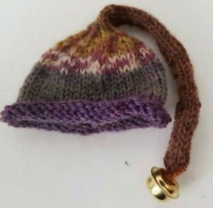 New-Knitted-Hat-With-Ear-Holes-For-Approx-5-7-8-7-1-8in-Bears
