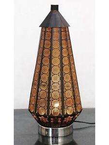 Indische orientalische orient indien tischlampe lampe for Nachttischlampe orientalisch