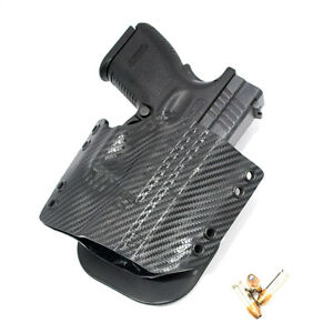 Holster-for-S-amp-W-Smith-amp-Wesson-OWB-Paddle-Holster