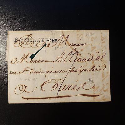 Brief Cover St Etienne Im Fz 1780 L3 Europa WohltäTig Frankreich Marke Post Frankreich & Kolonien