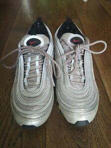 Nike Air Max 97 Silver Bullet Size 6/39
