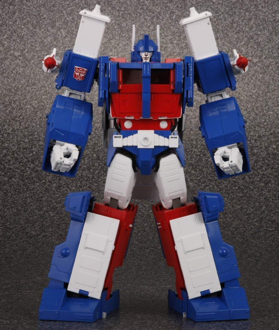 comprar nuevo barato Transformers Transformers Transformers Masterpiece MP-22 Ultra Magnus con remolque de edición perfecta EE. UU.  Más asequible