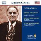 David Amram: Symphony - Songs of the Soul; Shir L'erev Shabbat; The Final Ingredient (CD, Jun-2005, Naxos (Distributor))